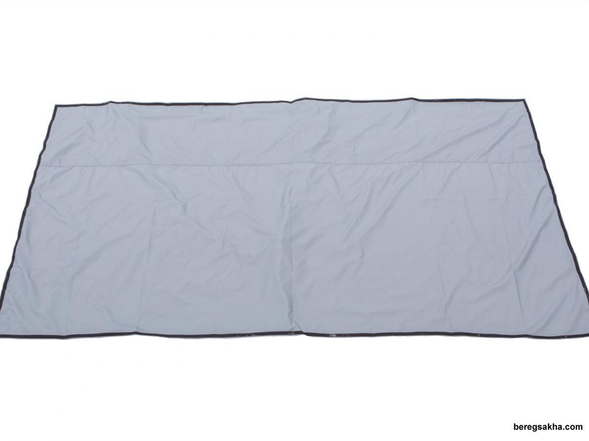 """Пол """"ЛЕТО"""" для палатки ДУБЛЬ 3 оксфорд 300 (4.20м*2.20м)"""
